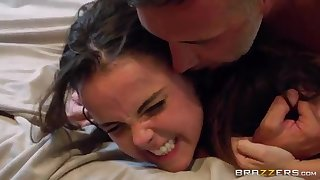 Sloppy Dillion Harper plumbs say no to greatest mates stepfather - FUX