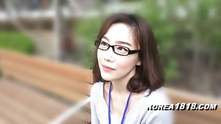 KOREA1818.COM - korean Cutie just about glasses