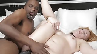 Ravishing interracial porn movie
