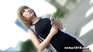 KOREA1818.COM - Short Haired Korean Girl