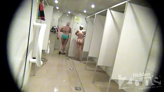 Brunette russian mature bush-leaguer milf silent webcam voyeur