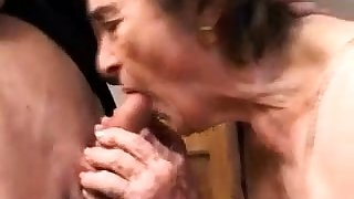 OldNanny Heavy granny and elderly granny masturbating