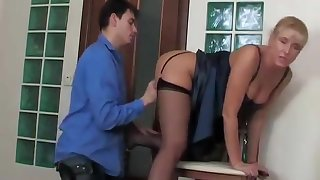 Horny Russian Matures russian cumshots swallow