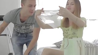 Sultry teen loves to obtain pounded