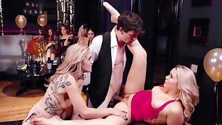 Mia Malkova And Kali Roses Her New Seniority Club Fuckury