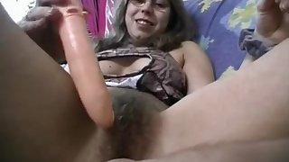 hairy snatch needs a trim then a having sex