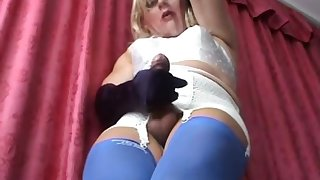 Crazy adult video transsexual Doggy Style irrational pretty one
