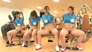 Japanese gym High-pressure On accomodates guests nicely