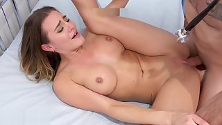 Incomparable Teen Gets Properly Pounded
