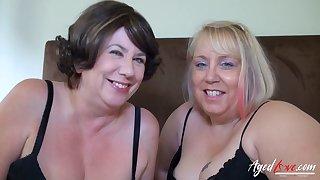 AgedLovE British Ladies Hardcore Dealings Adventures