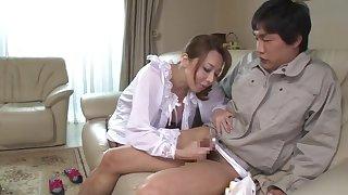 Amazing intercourse clip MILF exotic , check it