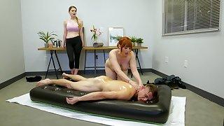 Lauren Phillips is a zenith nuru masseuse, and this guy reaped the benefits