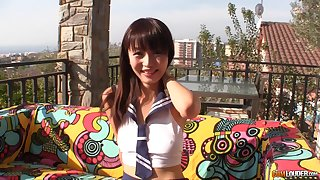 Breakingasses - Marica Hase Japanese Schoolgirl Sufferi