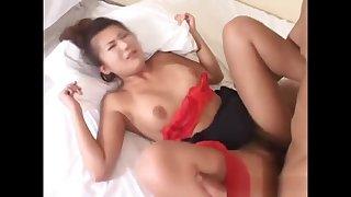 You Kohinata Red Lingerie Av Japanese Loves Her Lingerie And Cocks